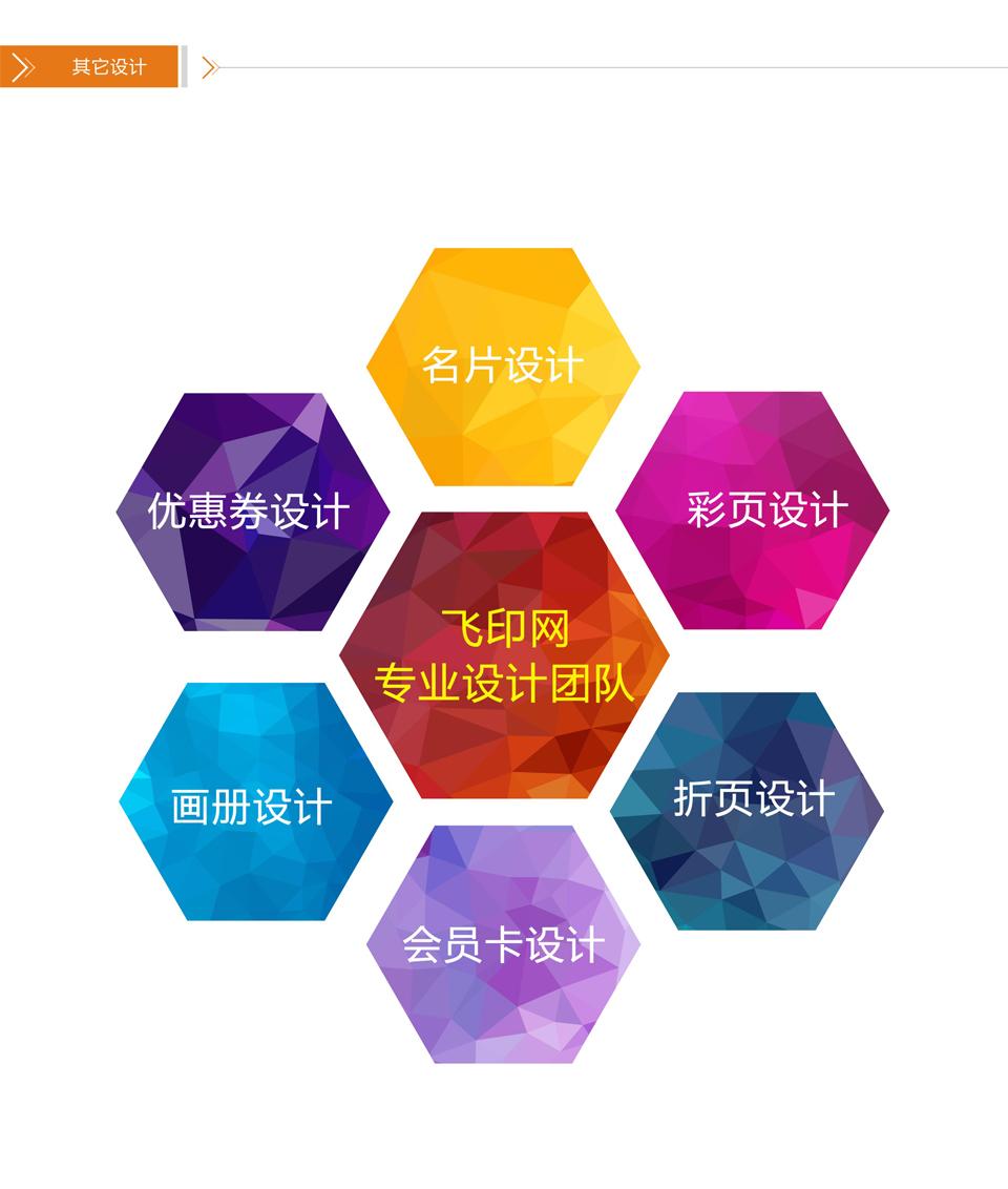 飞印网专业设计团队其他印刷设计服务